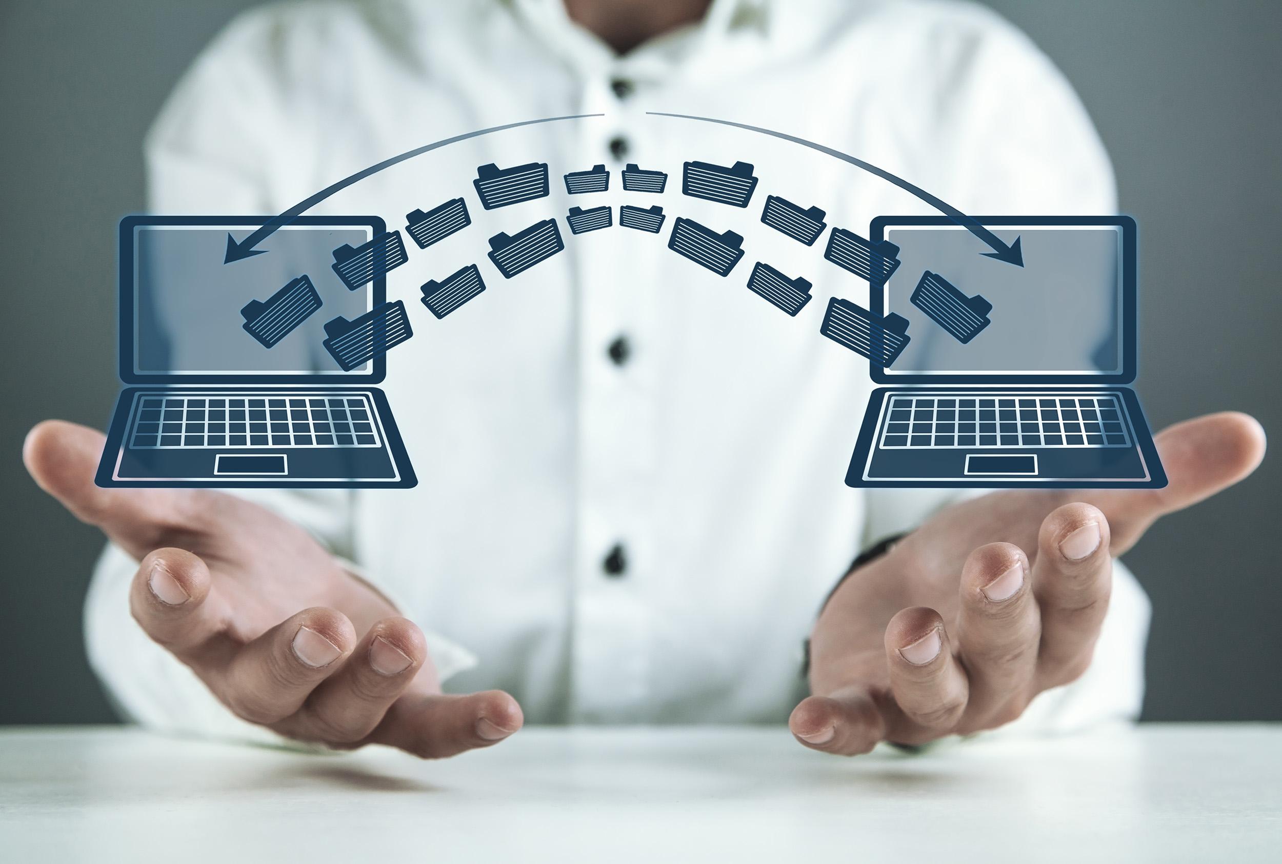 IT Services & Data Migration Services   ICM Document Solutions