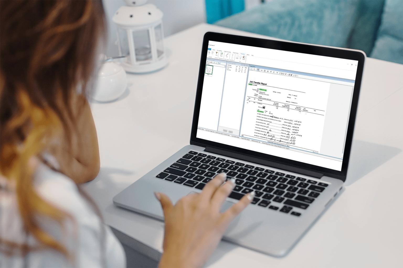 ICM's ScanCenter OCR Scan Software