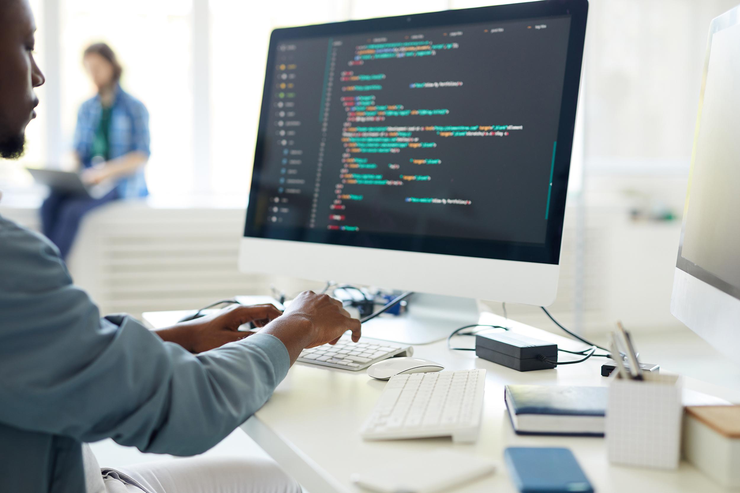 IT Services & Custom Software Development   ICM Document Solutions