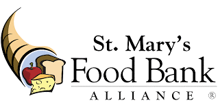 Giving Back to the Community | St. Mary's Food Bank